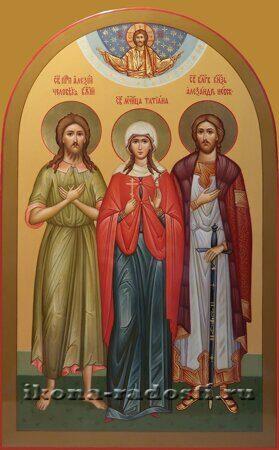заказать икону святая мученица Татиана