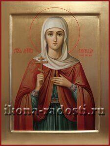 заказать икону святая Клавдия