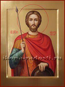 заказать икону святой мученик Никита