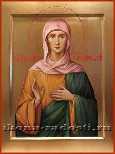 заказать икону святая праведная Анна матерь Пресвятой Богородицы