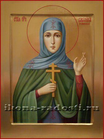 заказать икону святая преподобная Василисса Египетская