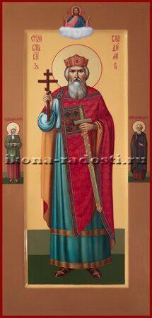 заказать мерную икону святой князь Владимир